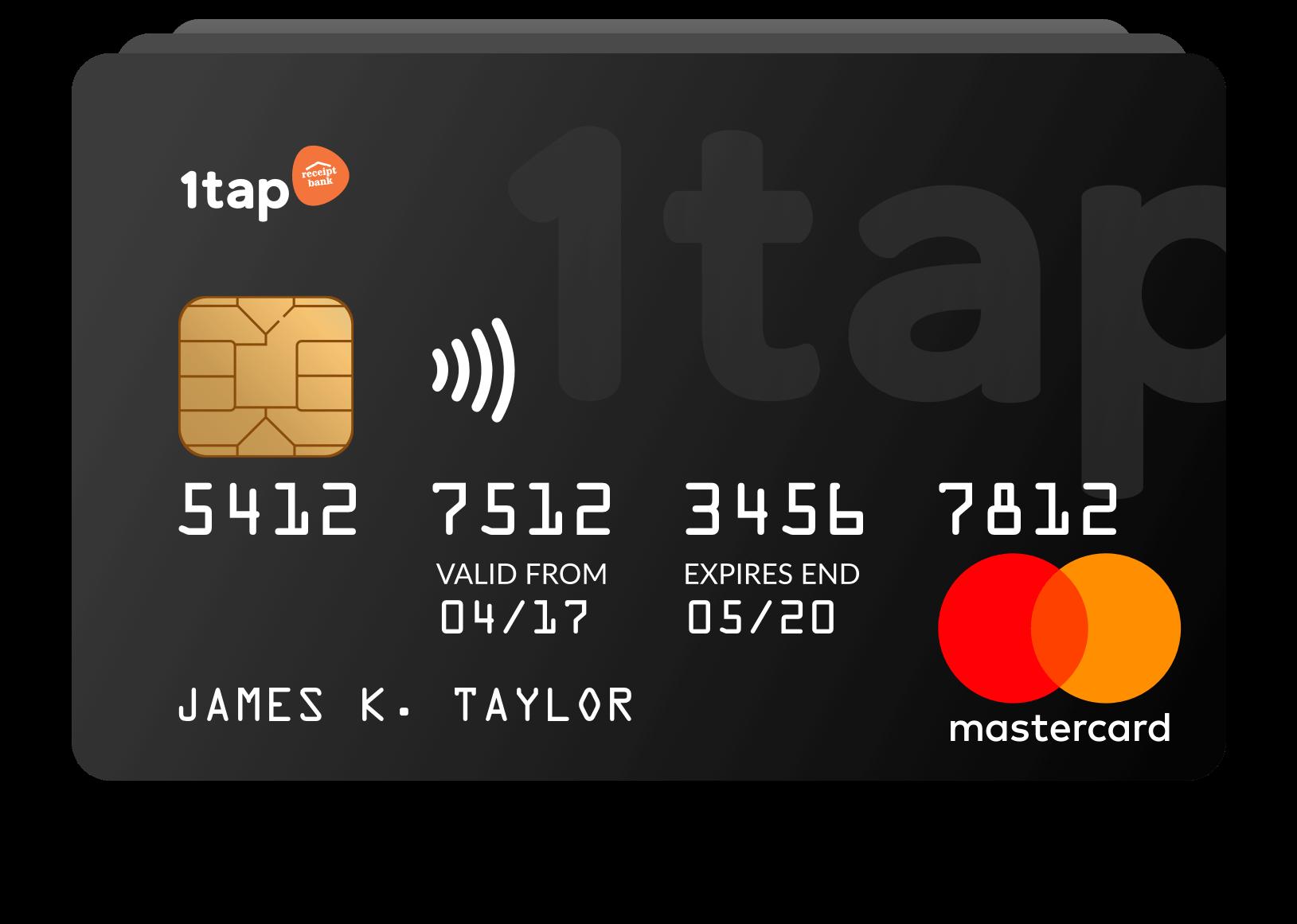 1tap Money Card